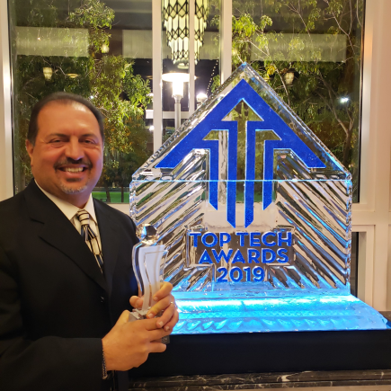 Jonathan Baktari MD Top Tech Awards