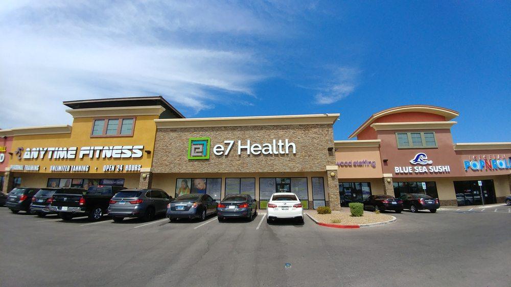 e7 health clinic