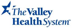 The Valley Health System logo jonathan baktari md bio