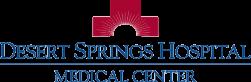 Desert Springs Hospital Medical Center logo jonathan baktari md bio