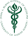 John Burns School of medicine logo jonathan baktari md bio